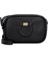 Ferragamo - Camera bag in pelle - Lyst
