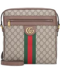 Gucci - Ophidia GG Supreme Fabric Shoulder-bag - Lyst