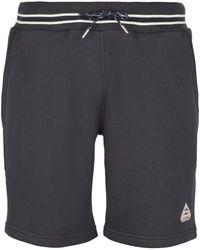 Pyrenex Mael Cotton Shorts - Blue