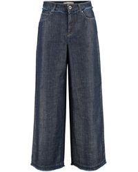 Weekend by Maxmara Jeans 5 tasche Romeo - Blu