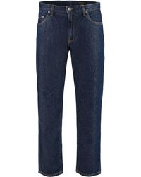 Dolce & Gabbana Loose-fit Jeans - Blue