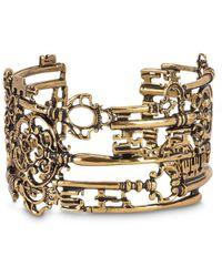 Alcozer & J - Key Bracelet - Lyst