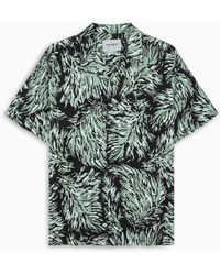 Carhartt WIP - Hinterland-print Shirt - Lyst