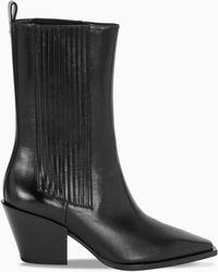 Aeyde Black Ari Boots