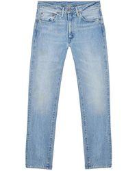 Levi's 1954 Slim-fit Blue Jeans
