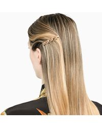 Versace Hair Gold Accessory - Metallic
