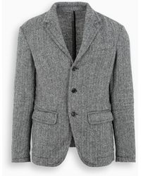 DSquared² Jacket Single-breasted - Gray