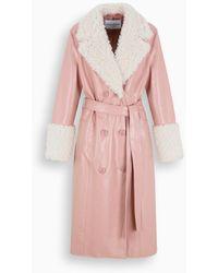 Stand Studio Genesis Coat - Pink