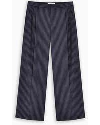 Loewe Blue Tailored Trousers