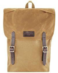 Filson Beige Ranger Backpack - Natural