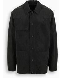 032c Nylon Worker Jacket - Black