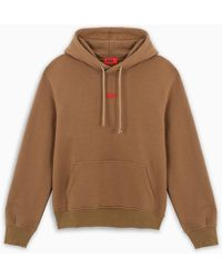 424 - Logo-embroidery Hoodie - Lyst