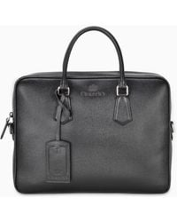 Church's Black Craven Laptop Bag