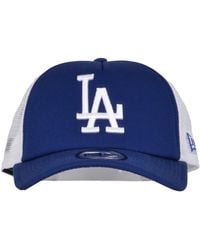 KTZ Cappello blu Los Angeles Dodgers