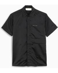 1017 ALYX 9SM Logoed Sporty Shirt - Black