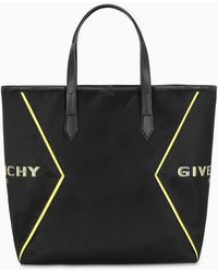 Givenchy Bond Shopping Bag - Black