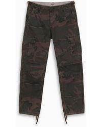 Carhartt WIP - Pantalone cargo camouflage - Lyst