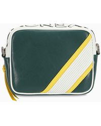 Givenchy Green Mc3 Shoulder Bag
