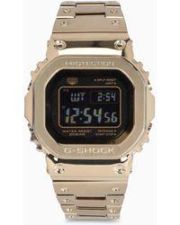 G-Shock Orologio G-Shock in acciaio color oro - Giallo