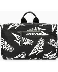 Givenchy Black Paris Cross-body Bag