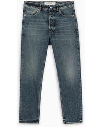 Golden Goose Jeans slim blu scuro