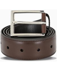 Church's Ebony Classic Belt - Multicolour