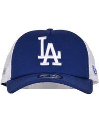 KTZ Los Angeles Dodgers Baseball Cap - Blue