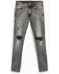 Represent Destroyer Jeans - Grey