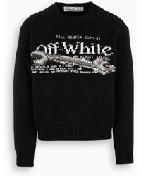 Off-White c/o Virgil Abloh Tm Pascal Tool Jumper - Black