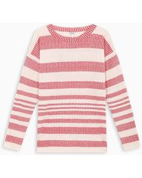 Loewe Red Striped Jumper