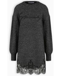 Givenchy Black Jumper Dress