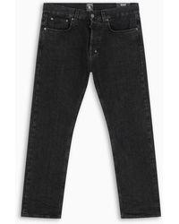 PRPS Black Esprit Crop Jeans
