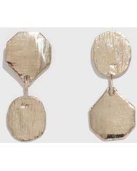 Open House - Brass Beau Earrings - Lyst