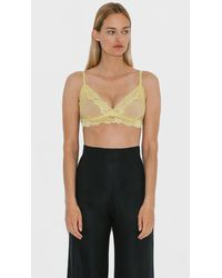 Lonely - Yellow Bonnie Softcup Bra - Lyst