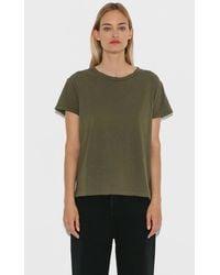 Nili Lotan - Green Brady T-shirt - Lyst