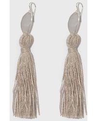 Erin Considine - Medio Tassel Earrings - Lyst