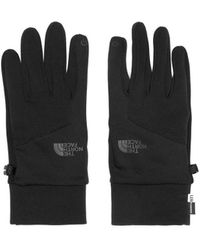 The North Face Black Etip Gloves