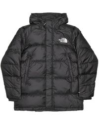 The North Face Panel Padded Jacket - Black
