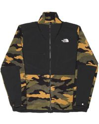 The North Face Camouflage Denali2 Jacket - Multicolour