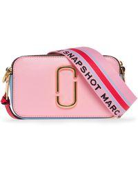 Marc Jacobs Borsa Snapshot - Rosa