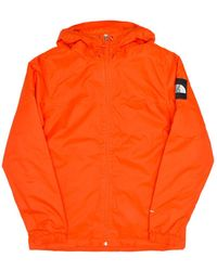 The North Face Mount Insulated Hooded Jacket - Orange