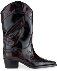 785b4e6238f Marylin Cowboy Boots - Black