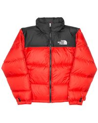 The North Face M1996 Retro Nuptse Down Jacket - Red