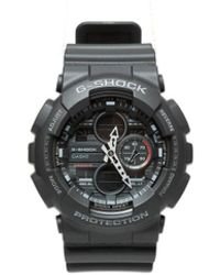 G-Shock Anadigital Watch - Black