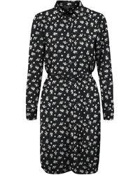 Vero Moda Kleid 'SAGA' - Schwarz
