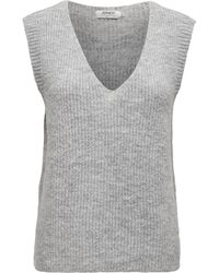 ONLY Pullover - Grau