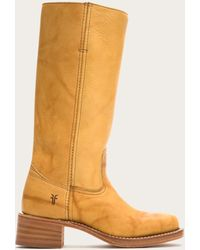 Frye - Women's Campus Boots - Lyst
