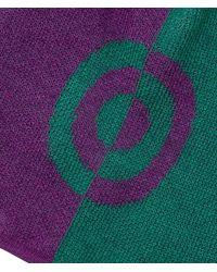 THE GUESTLIST Target Beanie - Green
