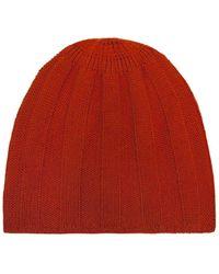 THE GUESTLIST Paolo Hat - Orange