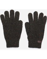 Barbour Donegal Gloves - Black